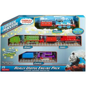 Thomas & Friends Multi-Pack of Motorized Trains