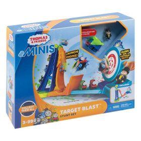 Thomas and Friends Minis Target Blast Stunt Set
