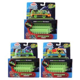 Thomas The Tank Engine Hyper Glow Moto with Track
