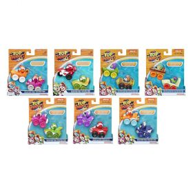Top Wing Mission Control Racers 2 per Pack