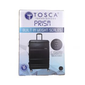 Tosca Prism Hardside Spinner Travel Luggage 29 inch