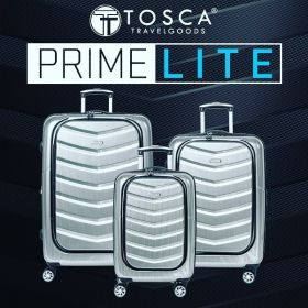 Tosca Prime Lite 3pc Luggage Set