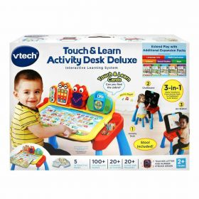 VTech Touch & Learn Activity Desk Deluxe
