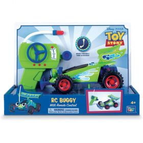 Toy Story 4 RC Buggy with Remote Control