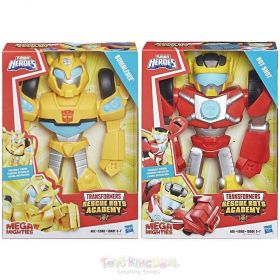 Transformers Rescue Bots Academy Mega Mighties Figure - Assorted