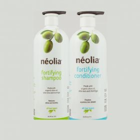 Neolia Fortifying Olive Oil Shampoo And Conditioner 1Litre