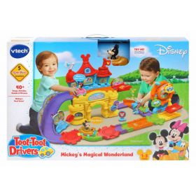 VTech Toot-Toot Drivers Mickey's Magical Wonderland
