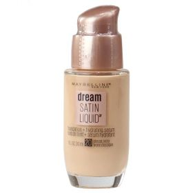 Maybelline 30ml Dream Satin Liquid Mousse 20 Classic Ivory
