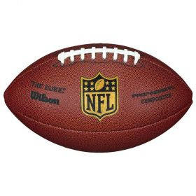 Wilson NFL Duke Replica American Football