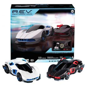 WowWee Robotic Enhanced Vehicles (R.E.V)