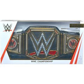WWE Authentic Replica World Heavyweight Championship Belt