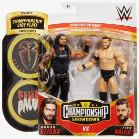 WWE Showdown Battle Pack: Roman Reigns & Finn Balor