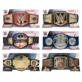 WWE Championship Title Belt Assortment