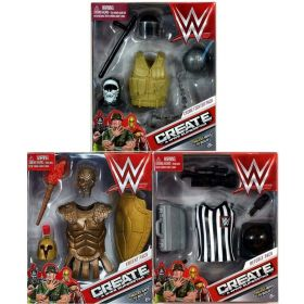 WWE Create A Superstar Accessories Sets - Assorted