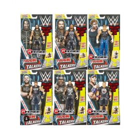 WWE Tough Talkers Action Figure Assorted