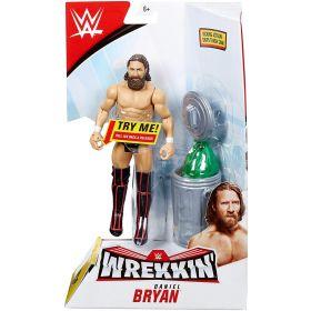 WWE Wrekkin Daniel Bryan Wrestling Action Figure