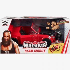 WWE Wrekkin' Slam Mobile With Braun Strowman