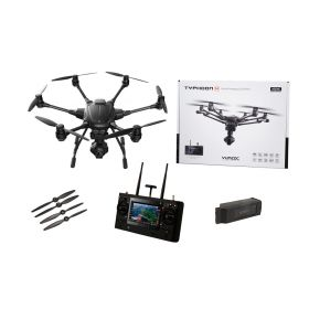 Yuneec Typhoon H 4K Aerial Drone With 12MP Camera Portable Hexacopter